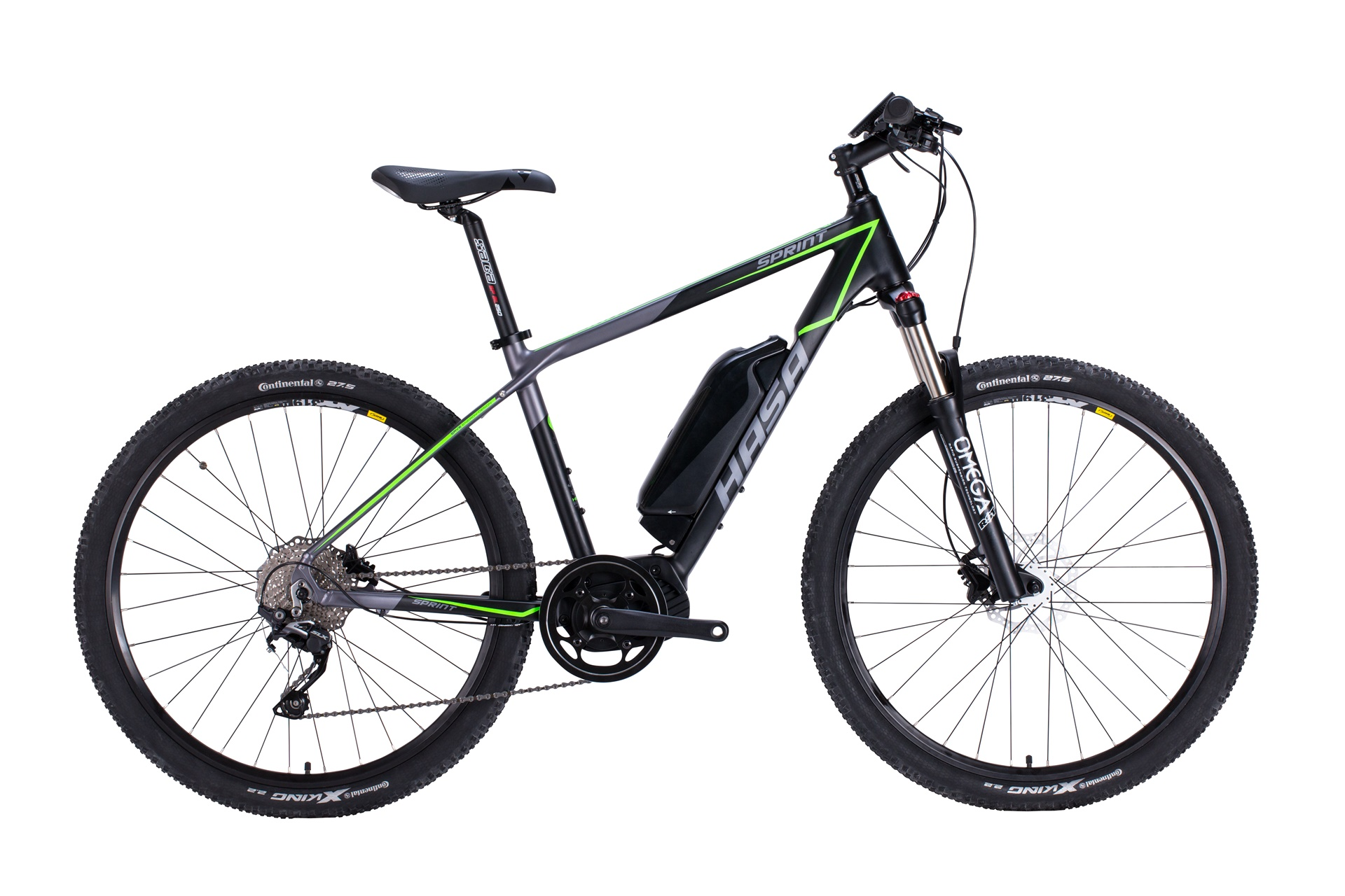 E-Mountain Bike