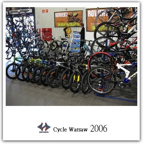 CYCLE WARSAW 2006