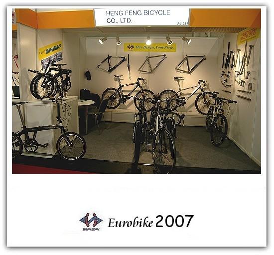 EUROBIKE 2007