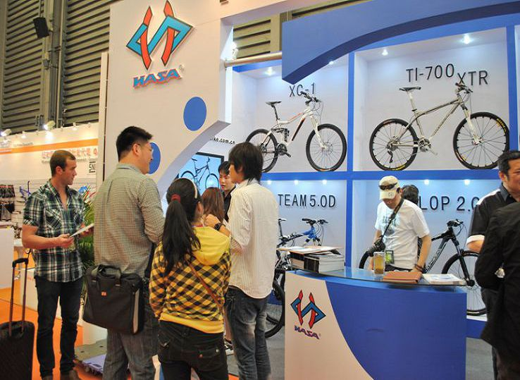 Shanghai BIKE FAIR 2012