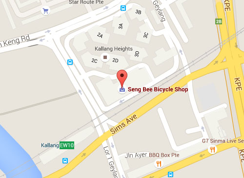 SENG BEE BICYCLE SHOP