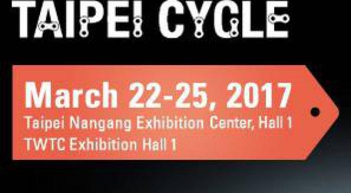 [最新消息] 2017台北國際自行車展(2017/3/22~2017/3/25)