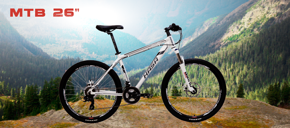 Mountain Bike 26 T-9